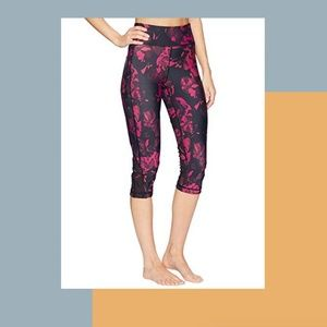 NEW LOLE FLORAL ATHLETIC PANTS